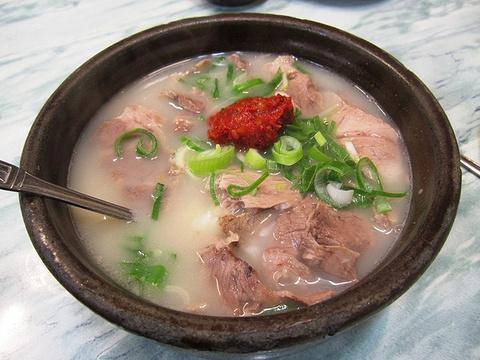 特俊屋猪肉汤饭