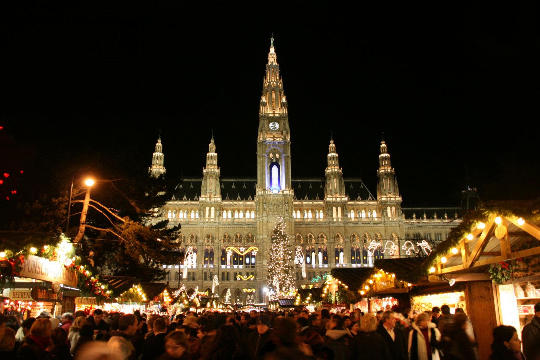 维也纳完美的一天
