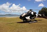 直升机高空探索之旅