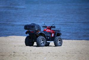 ATV全地形车探险之旅