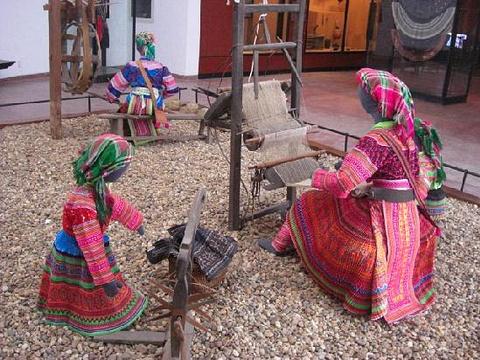 越南民族学博物馆旅游景点图片
