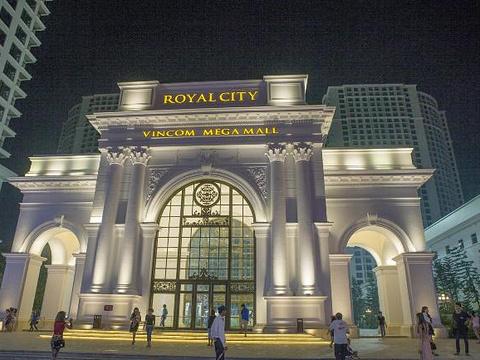 皇家城市地下商场旅游景点图片