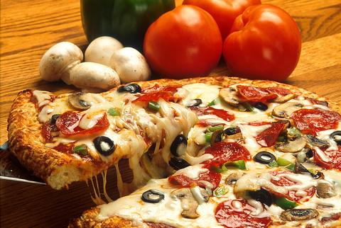 罗马式披萨(pizza romana)