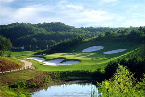 黄山松柏高尔夫俱乐部