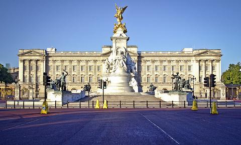白金汉宫的图片