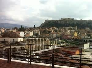 拥有最美雅典景观的酒店