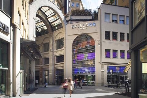 Excelsior Milano旅游景点攻略图