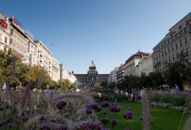 瓦茨拉夫广场