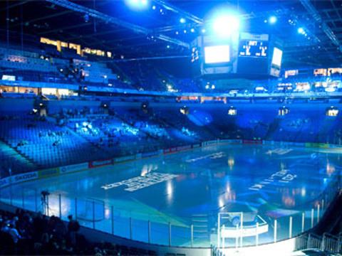 赫尔辛基冰上运动场旅游景点图片