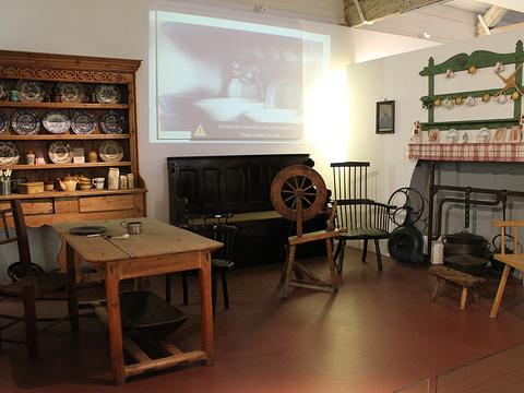 爱尔兰国家装饰艺术品和历史博物馆旅游景点图片