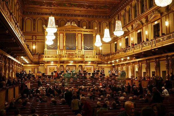 维也纳金色大厅旅游图片