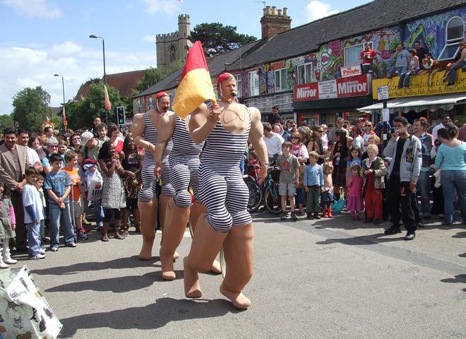 考利街狂欢节