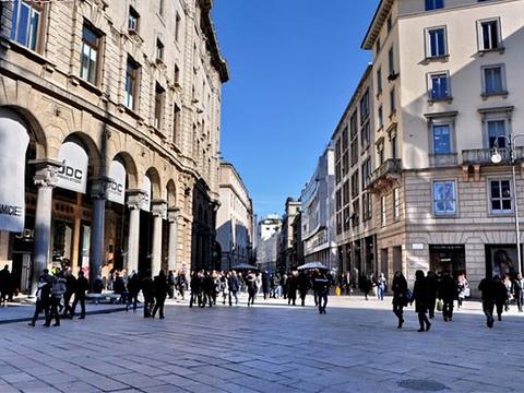 维多利奥艾玛努埃莱二世大道旅游景点图片