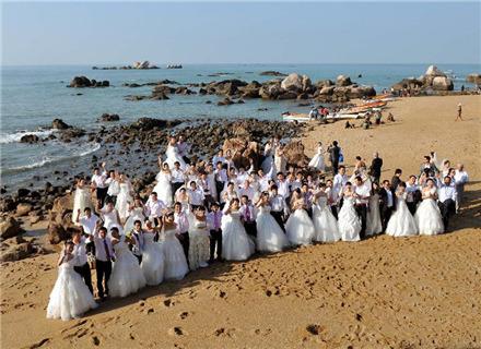 天涯海角国际婚庆节