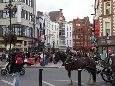 格拉夫顿街旅游景点图片