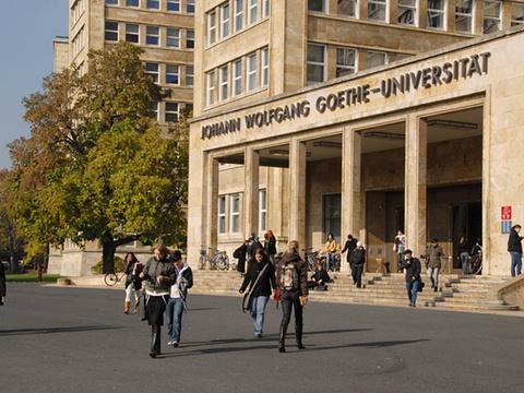 法兰克福大学 Westend校区旅游景点图片