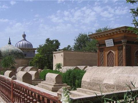 叶尔羌汗国王陵旅游景点图片