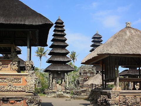 塔曼阿云寺旅游景点图片