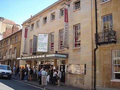 牛津剧场旅游景点图片