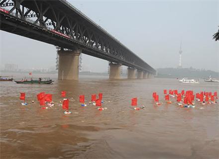 武汉渡江节