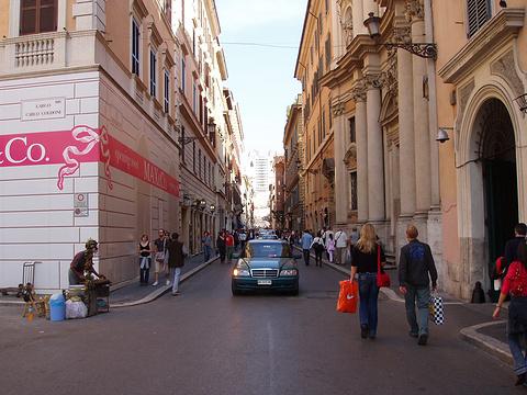 科尔索大街旅游景点图片