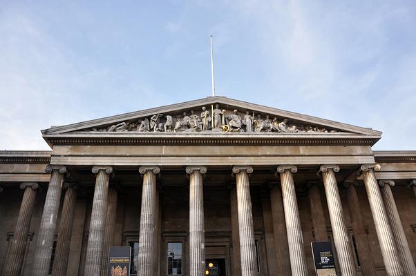 大英博物馆旅游图片