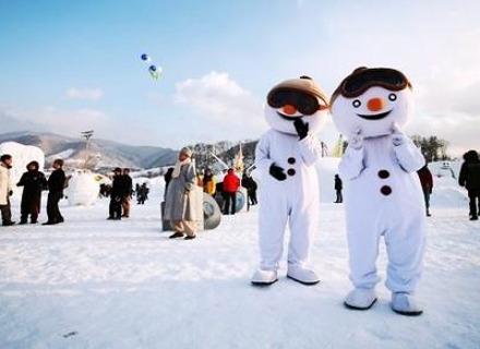 大关岭雪花节