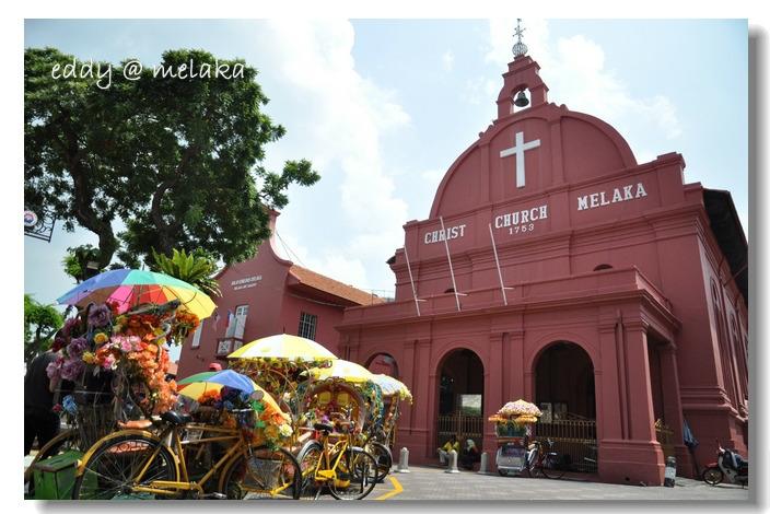马六甲基督教堂