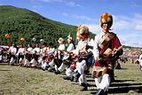 香格里拉弦子节
