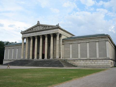 州立文物博物馆旅游景点图片
