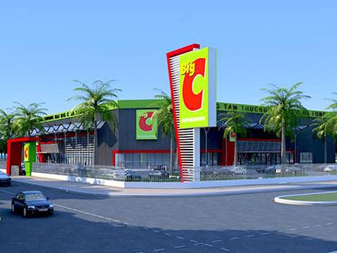 Big C (河内店)旅游景点图片