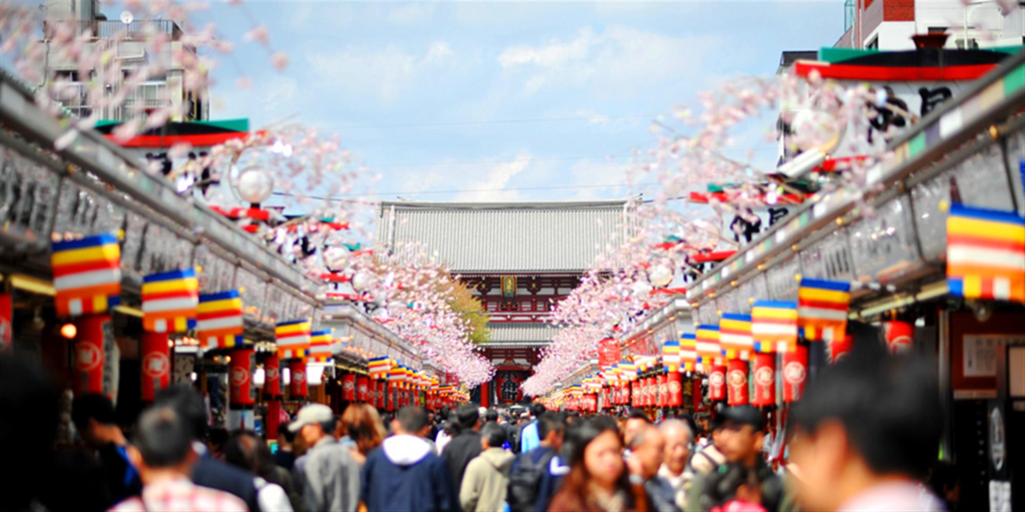 东京一日的完美体验