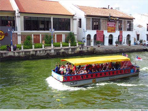 马六甲河游船 Melaka River Cruises