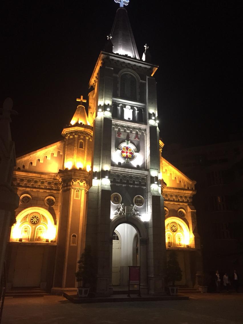玫瑰圣母圣殿主教堂