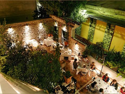 spondi餐厅旅游景点图片
