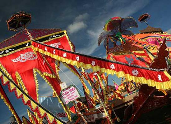 沙巴丰收节 Sabah Festival