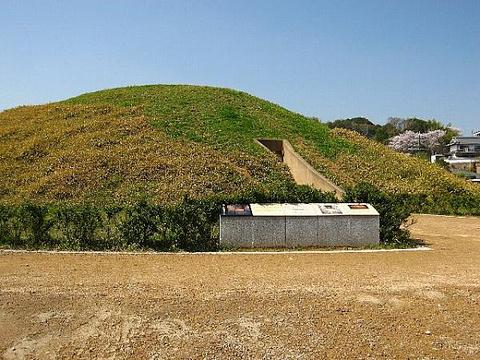 藤之木古坟旅游景点图片