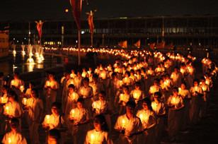 万佛节 Makha Bucha Day