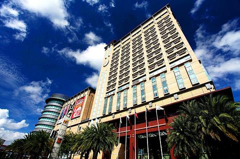 箱根王子酒店购物广场