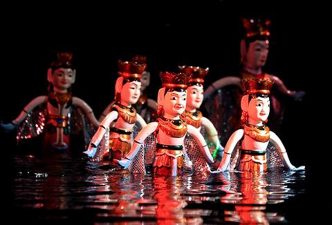水上木偶剧