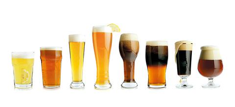啤酒杯 Beer Glass