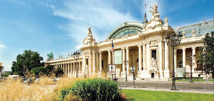 巴黎文化艺术之旅