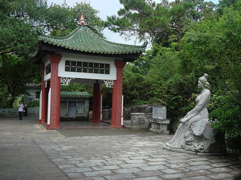 六如亭旅游景点图片