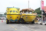 马六甲鸭子船 Melaka Duck tour