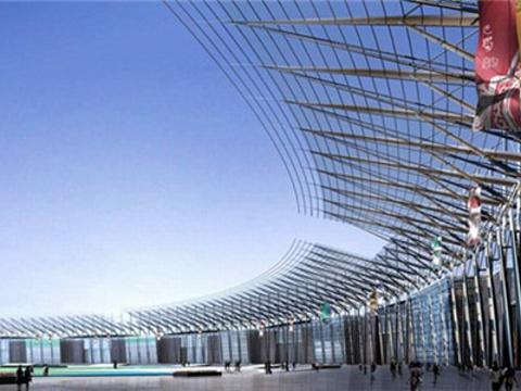 成都国际会展中心旅游景点图片