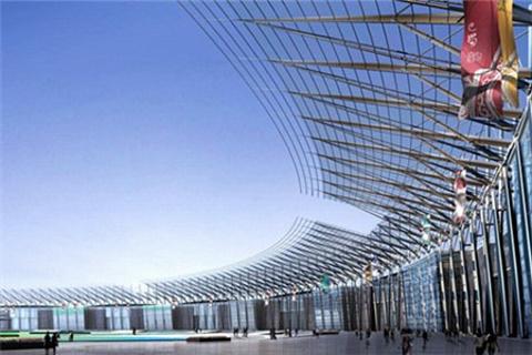 成都国际会展中心的图片