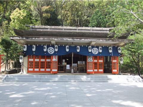 淵神社旅游景点图片