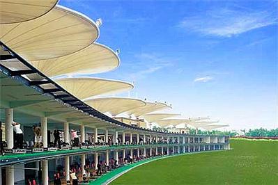 沙河高尔夫球场