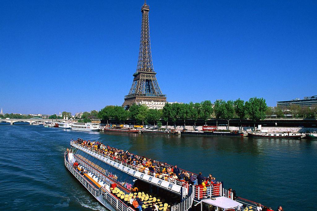 巴黎精华三日游