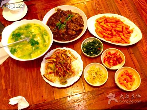 五味和朝鲜风味店